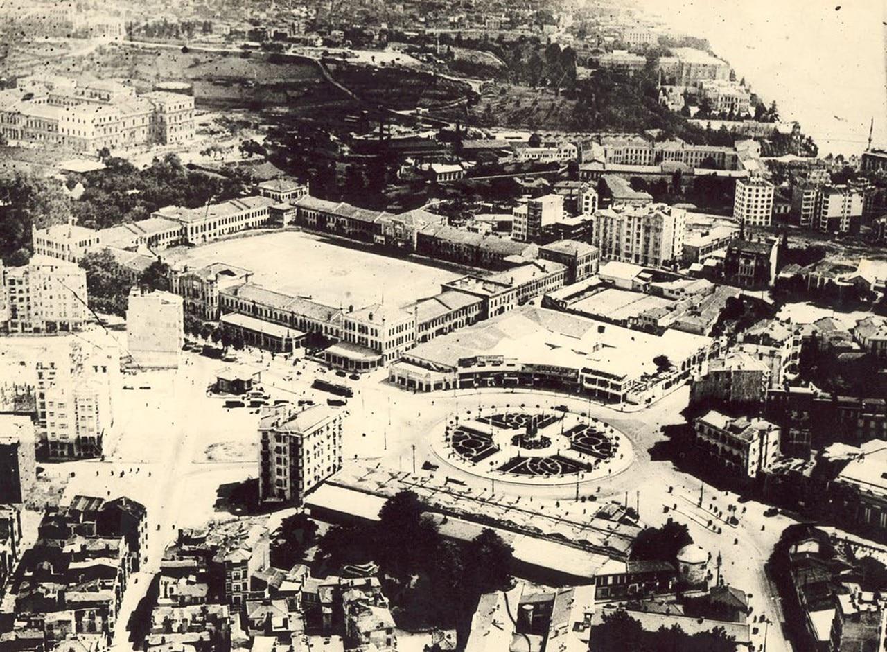 Costruzione e distruzione: Piazza Taksim, un campo di battaglia architettonico