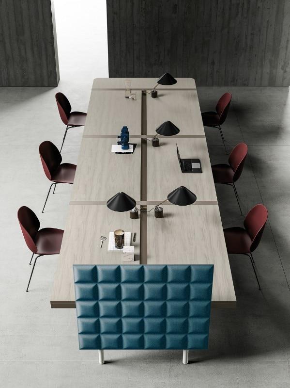 Faram Arredamenti Per Ufficio.Il Disordine Del Mercato Ispira I Nuovi Luoghi Di Lavoro Domus