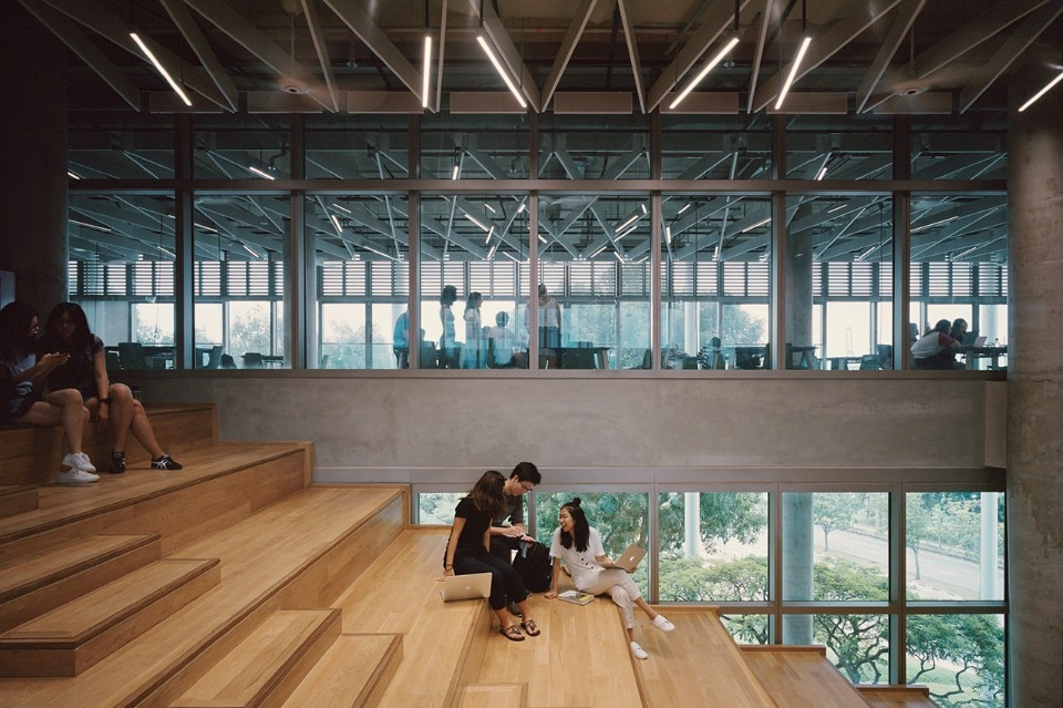Serie Architects, Multiply Architects & Surbana Jurong, NUS School of Design & Environment 4, Singapore, 2019