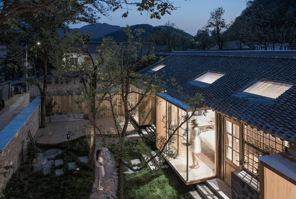 United Practice Architects | UPA, The Peach Garden, Shihuyu, Pechino, Cina, 2019