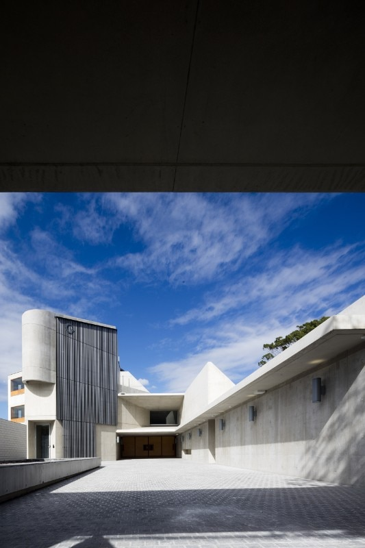 Candalepas Associates, Punchbowl Mosque, Sidney, Australia, 2017