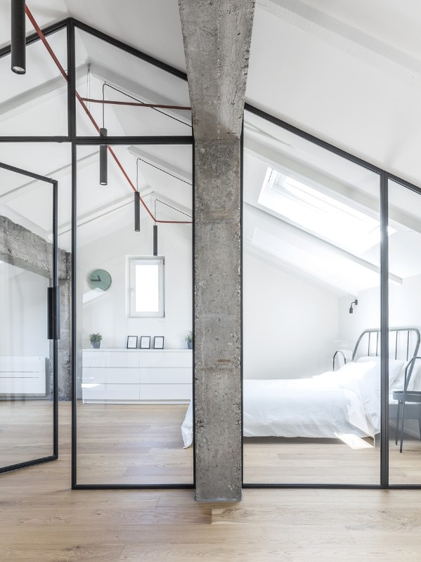 Blaarchitettura, apartment renovation in Turin, 2019