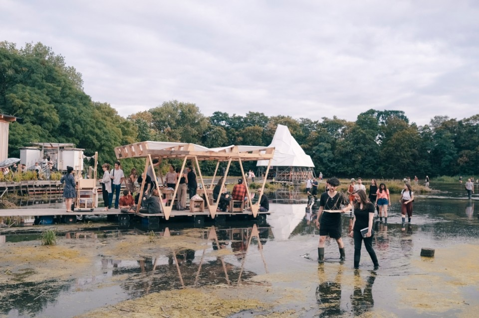 La fine del campus galleggiante di Tempelhof