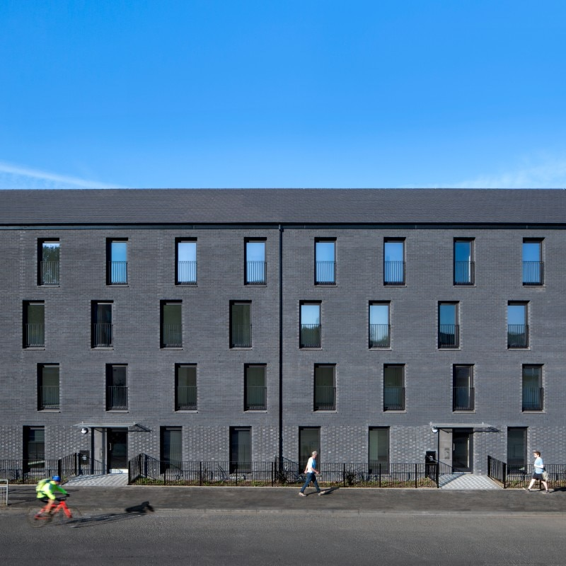 Graeme Nicholls Architects, Ashtree Road, Glasgow, 2019