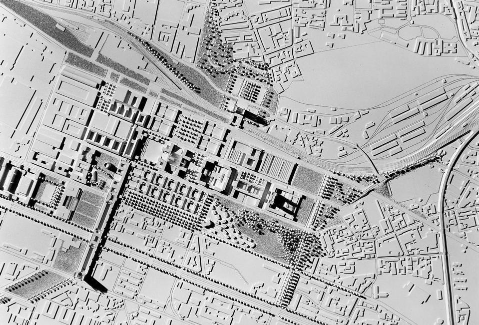 Il principio etico della bicocca domus for Il territorio dell architettura vittorio gregotti