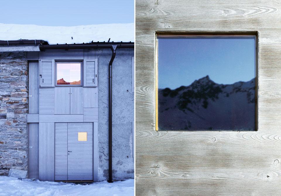 Un guardaroba nel paesaggio - Costo specchio a mq ...