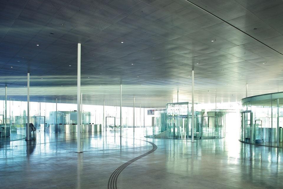 Il museo del tempo domus for Costo del padiglione per piede quadrato