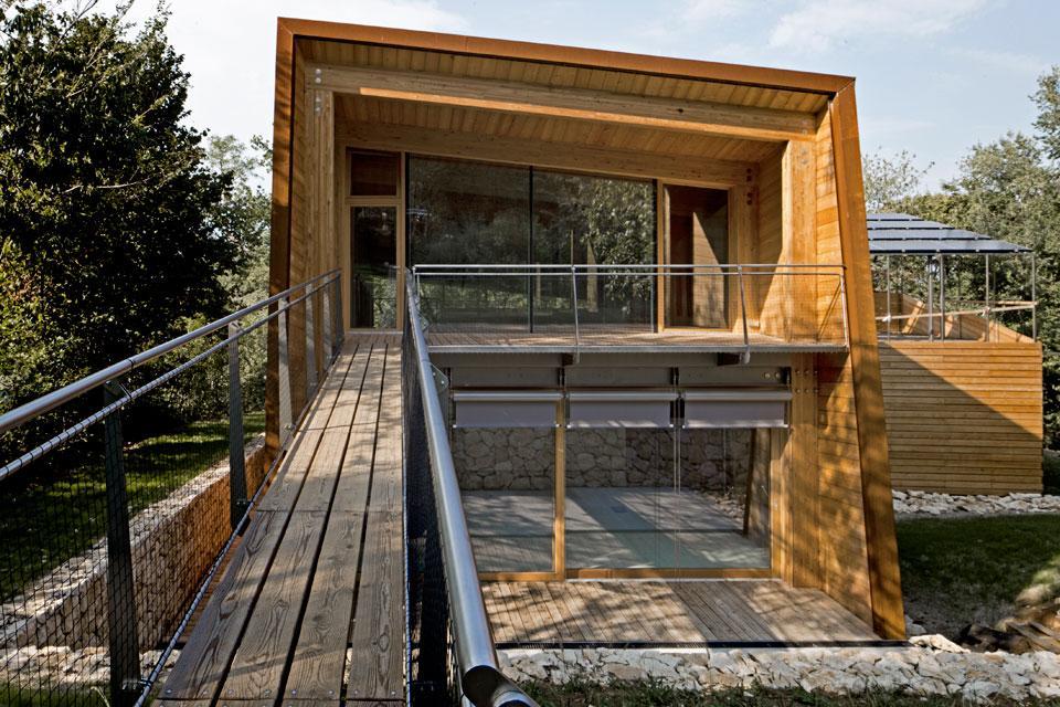 Traverso vighy la rivincita dello zero for Mazzocchi strutture in legno