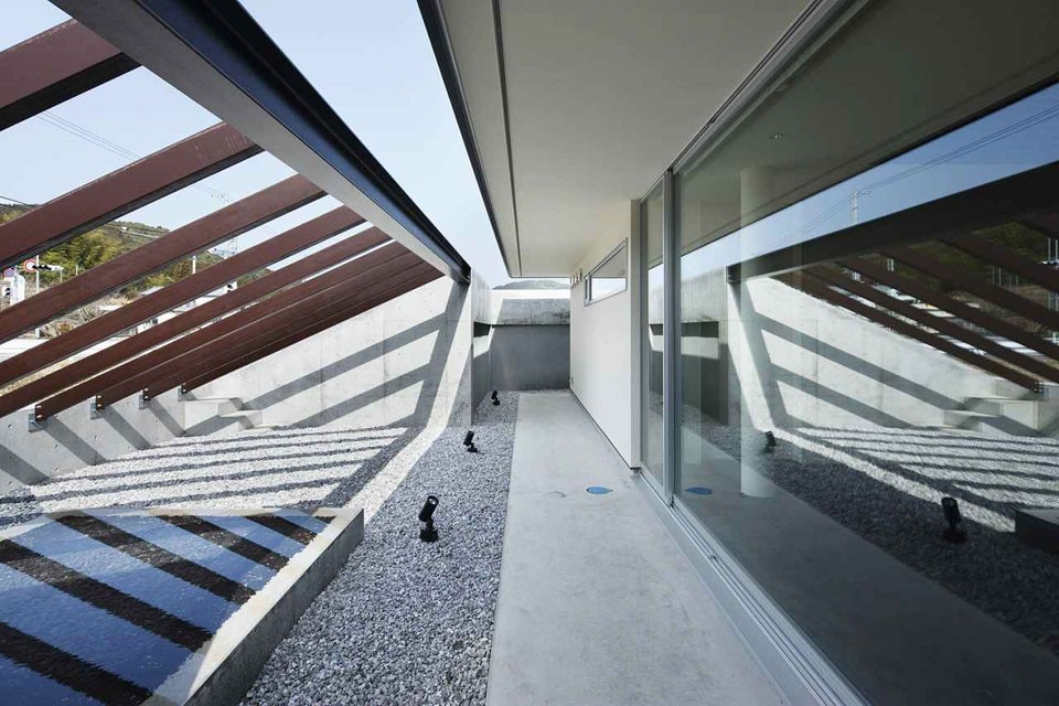 K2 design house of shimanto domus for Architetto giapponese