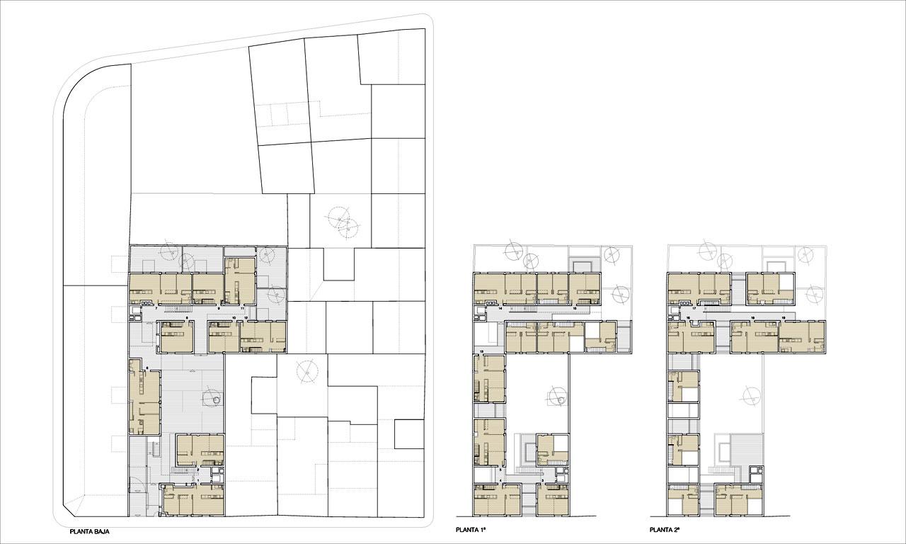 Ripolltizon social housing - Estudio arquitectura mallorca ...