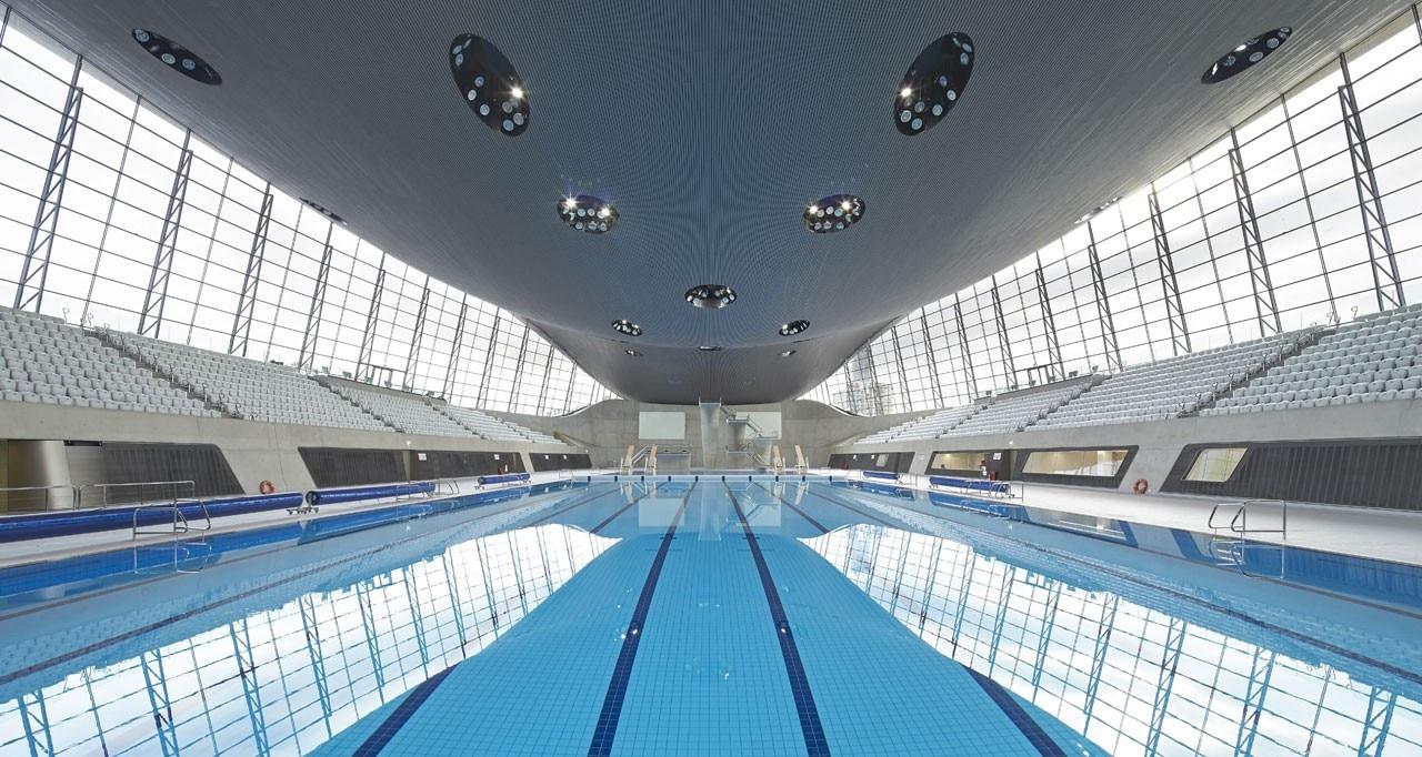 London Aquatics Centre Domus