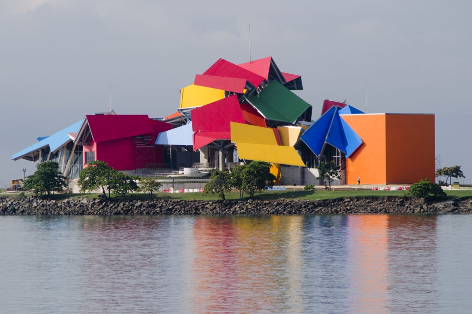 Frank Gehry: Biomuseo