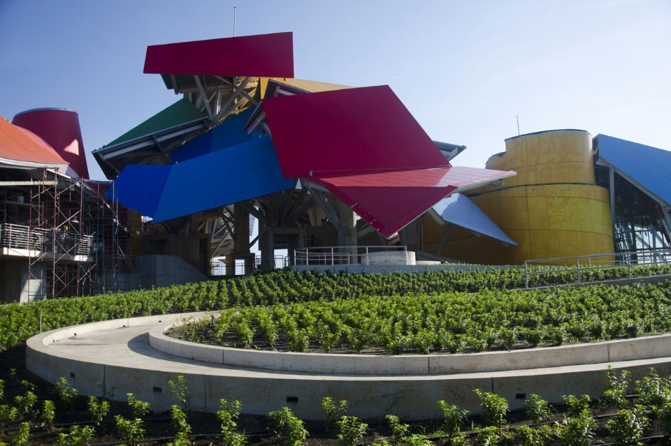 Frank Gehry, Biomuseo, Panama