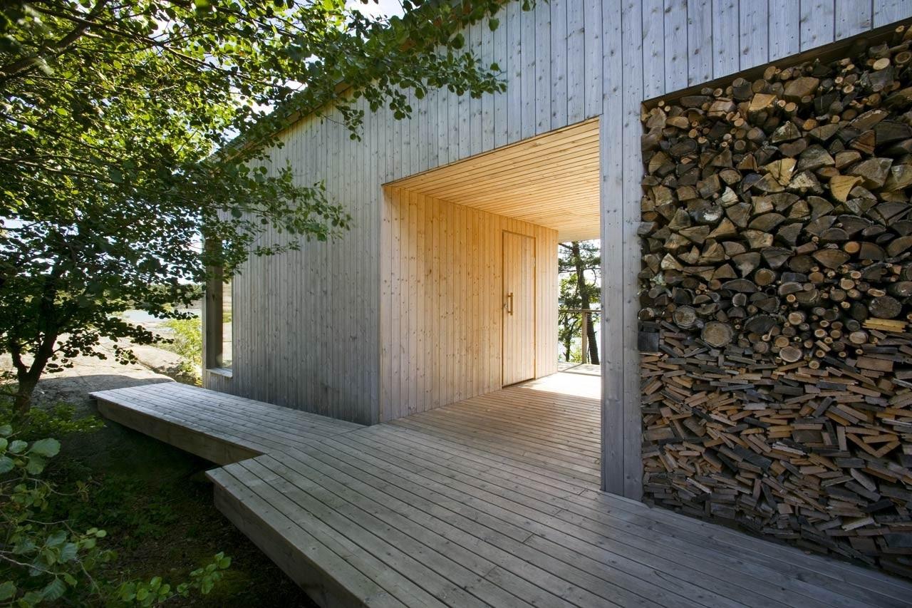 Villa mecklin domus for Mazzocchi strutture in legno