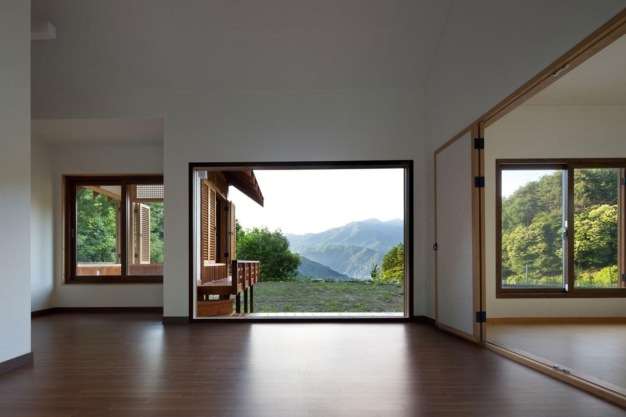 Casa a macheon domus for Casa unifamiliare tradizionale