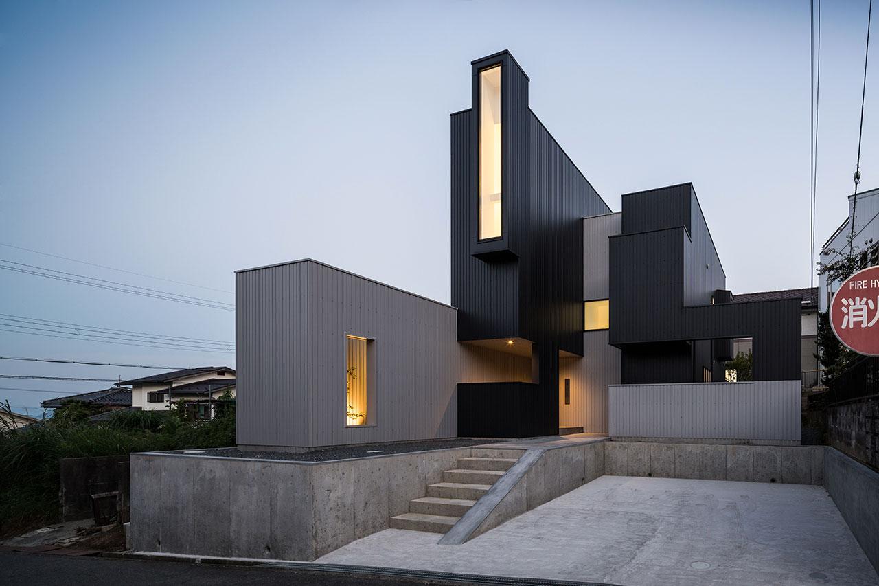 scape house. Black Bedroom Furniture Sets. Home Design Ideas