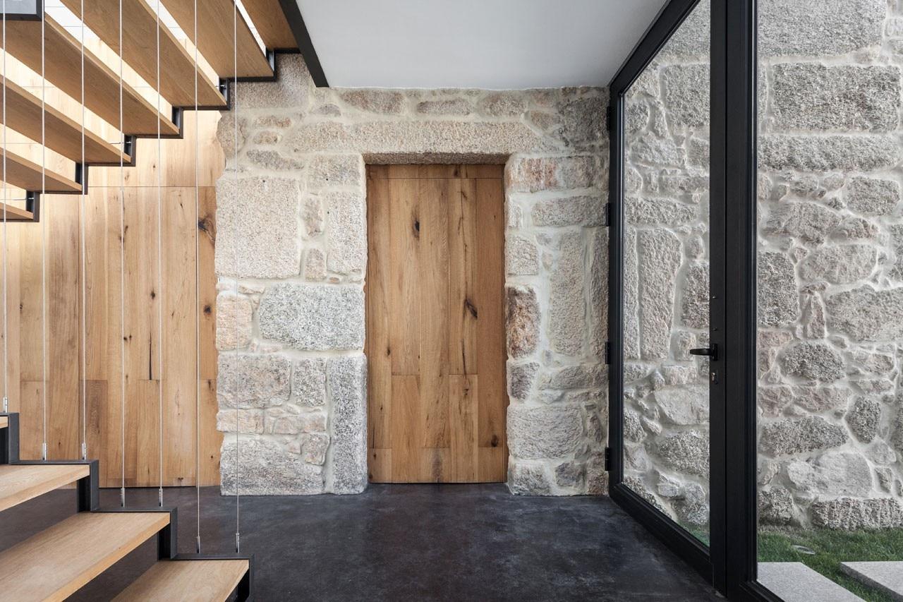 Casa ja domus for Mazzocchi strutture in legno