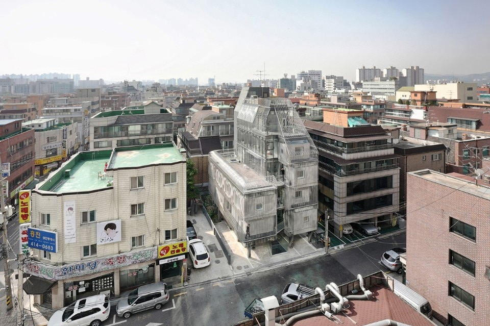 SsD Architecture, Songpa Micro Housing, Seoul, Korea