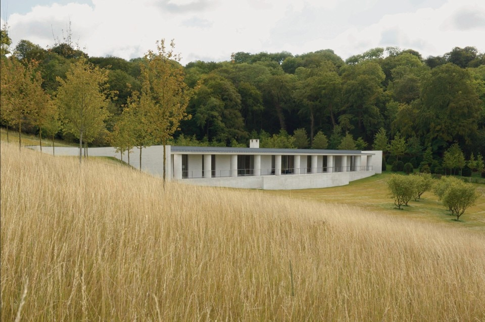 David Chipperfield Architects, Casa Fayland/Fayland House, Buckinghamshire, Gran Bretagna