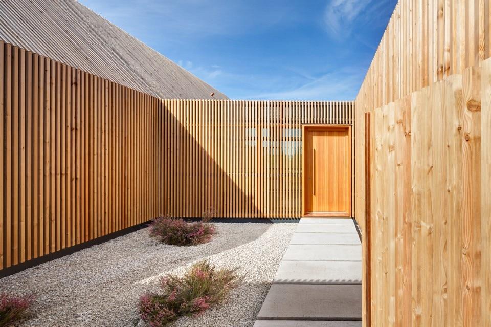 Casa di legno for Mazzocchi strutture in legno