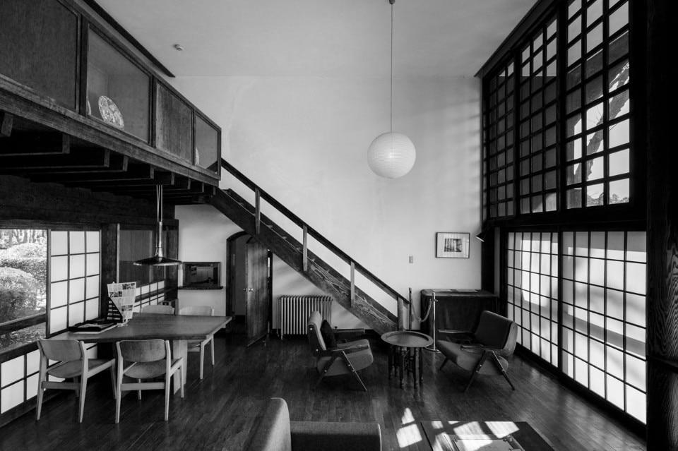 la lezione della casa giapponese domus. Black Bedroom Furniture Sets. Home Design Ideas