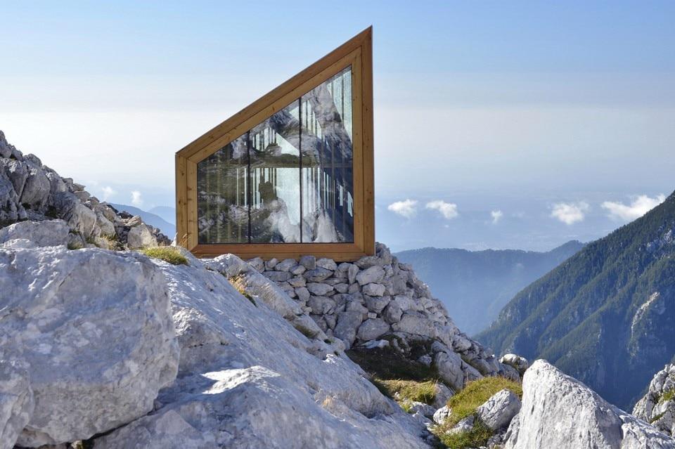 rifugio alpino a skuta