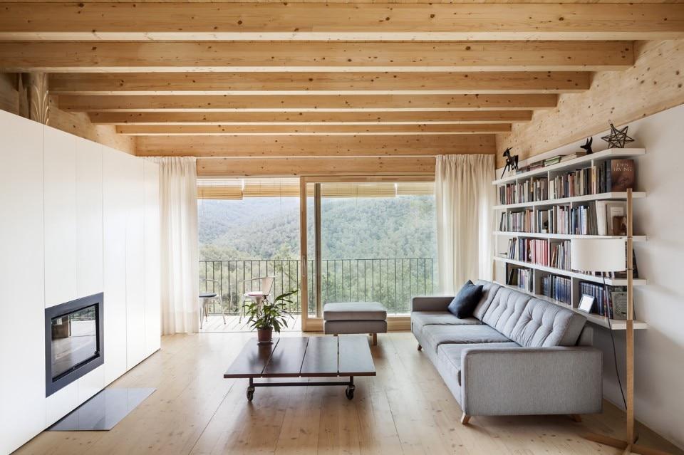 Casa llp domus for Mazzocchi strutture in legno