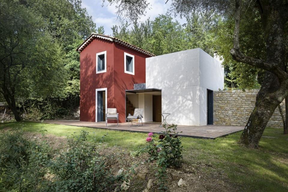 Casa rurale domus for Piccolo cottage che vive