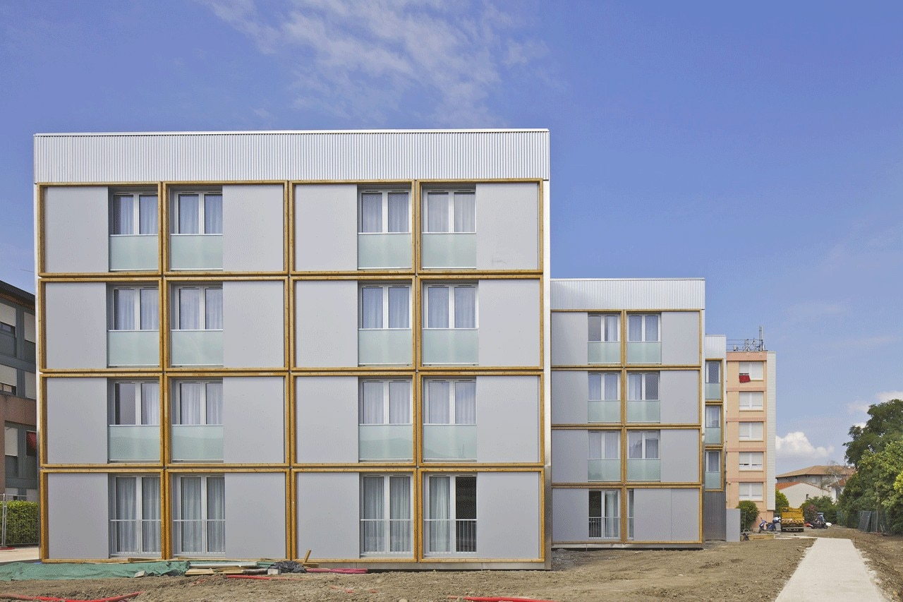 Appartamenti modulari