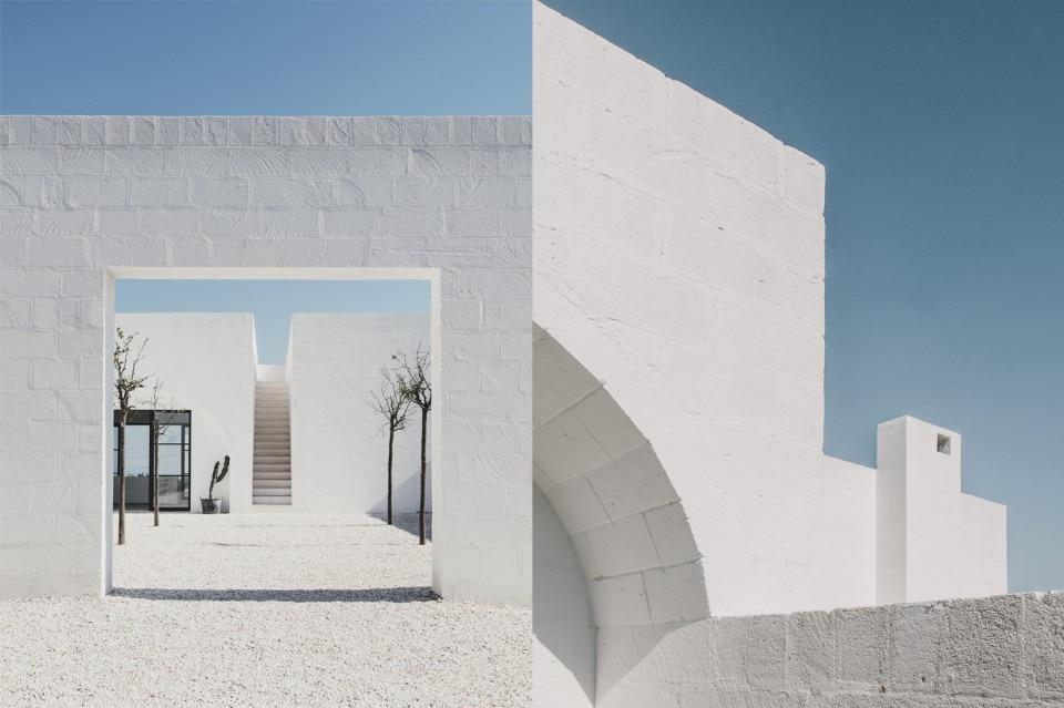 Masseria moroseta domus for Architettura vernacolare