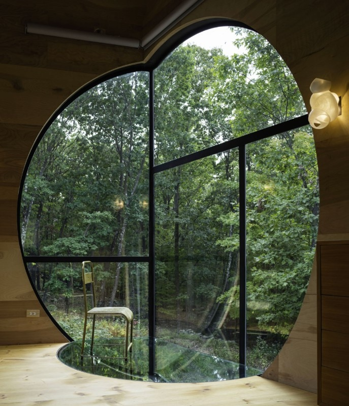 Steven Holl Architects, Ex of In House, Rhinebeck, NY, 2016