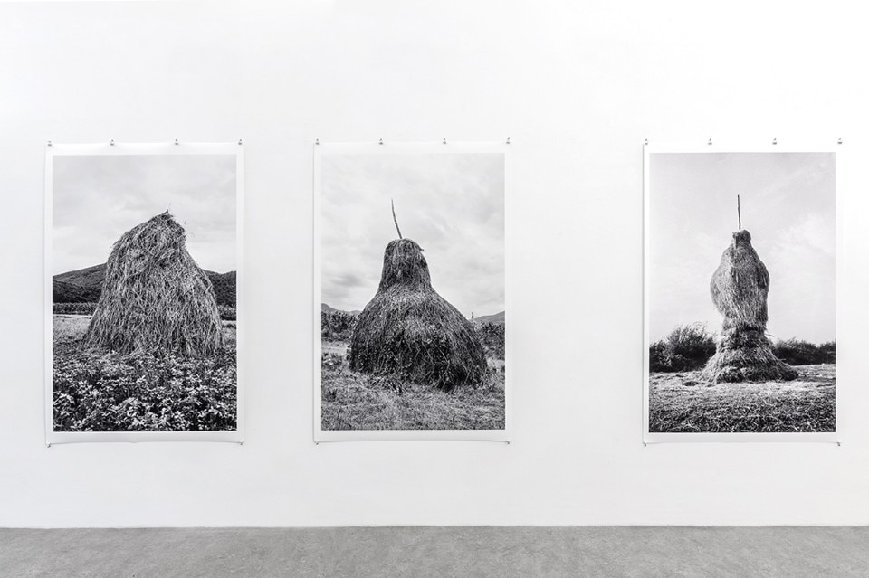 Haystacks, Lala Meredith-Vula, 1989-in corso.