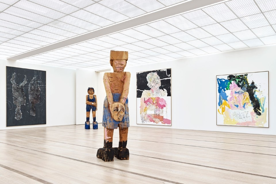 Basel. 80 Years Of Baselitz At The Fondation Beyeler And The ...