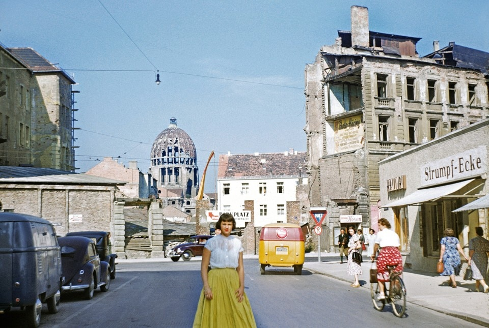 Munich in Color, 1948-1965