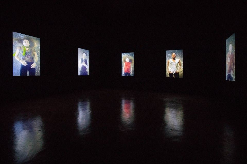 Bill Viola, The Dreamers, 2013 David Parry / ©Royal Academy of Arts