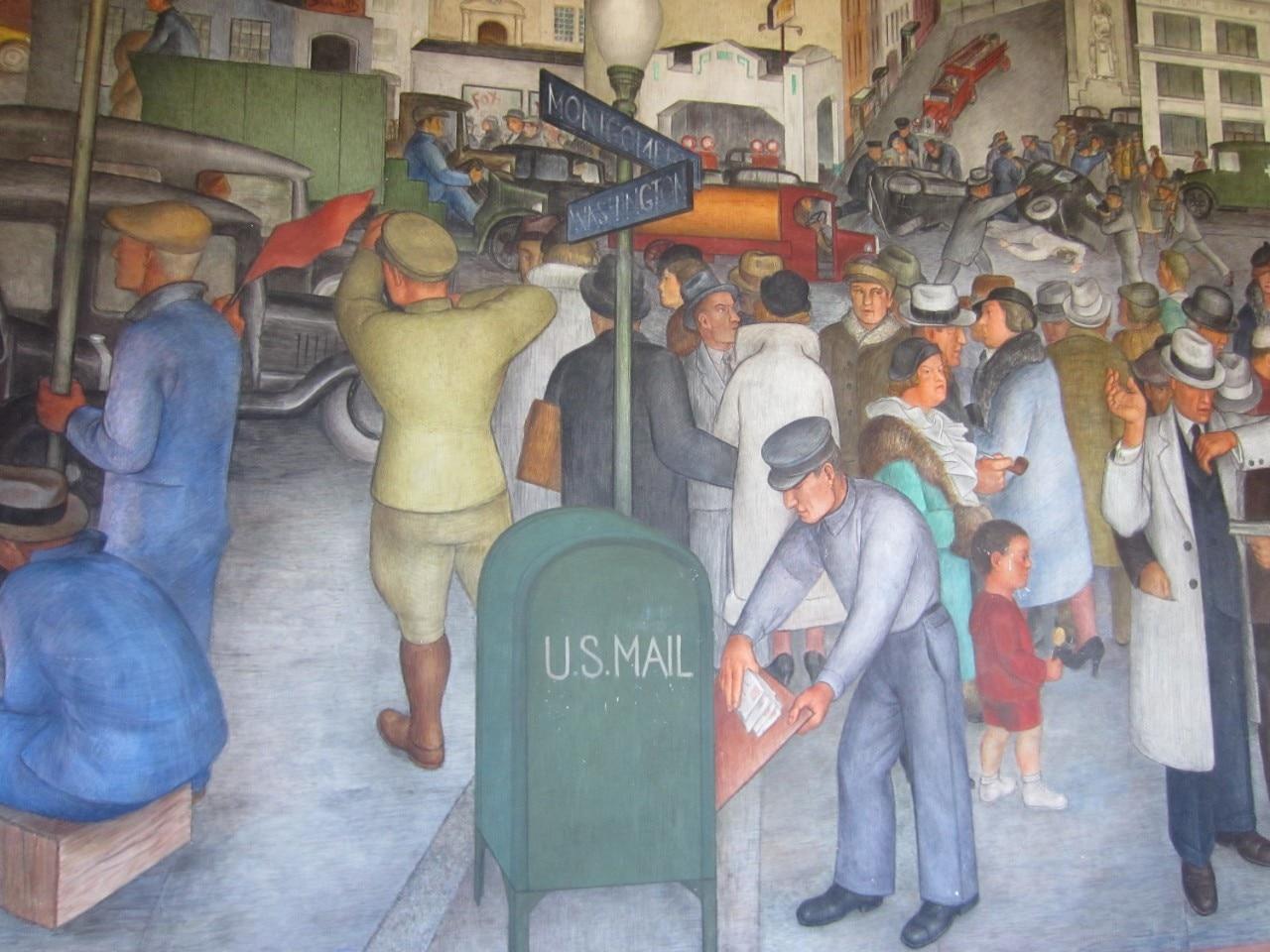Il New Deal salvò l'arte e c'è chi vorrebbe replicarlo oggi