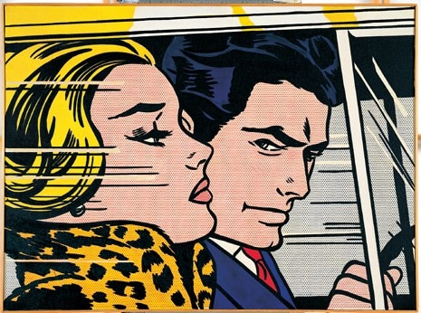 roy lichtenstein - pop art - domus