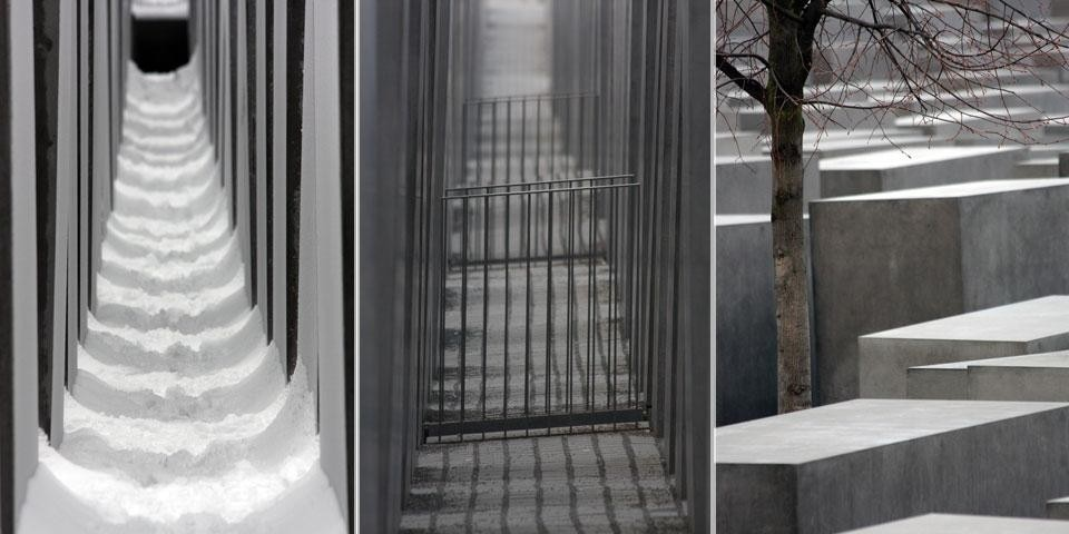 Andrea Wilmsen, <i>Holocaust Memorial, Berlino</i>