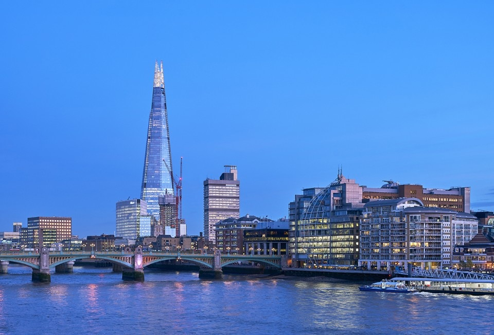Renzo Piano Building Workshop, architects, in collaborazione con Adamson Associates, The Shard, London Bridge Tower, Londra, Regno Unito, 2000-2012. Foto © Michel Denancé