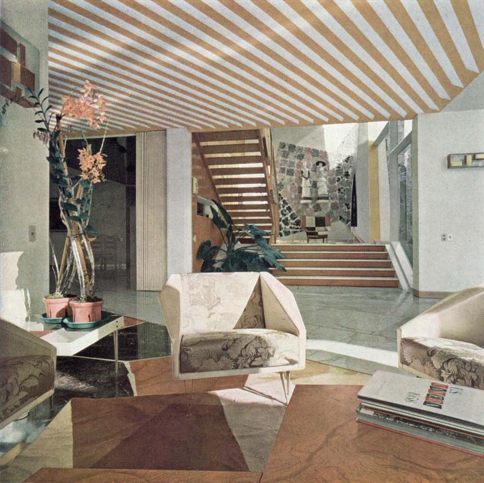 Perspective D Une Villa : Villa planchart caracas
