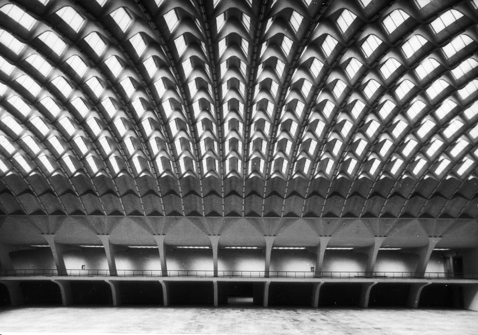 Il palazzo delle esposizioni domus - Salone del mobile torino ...