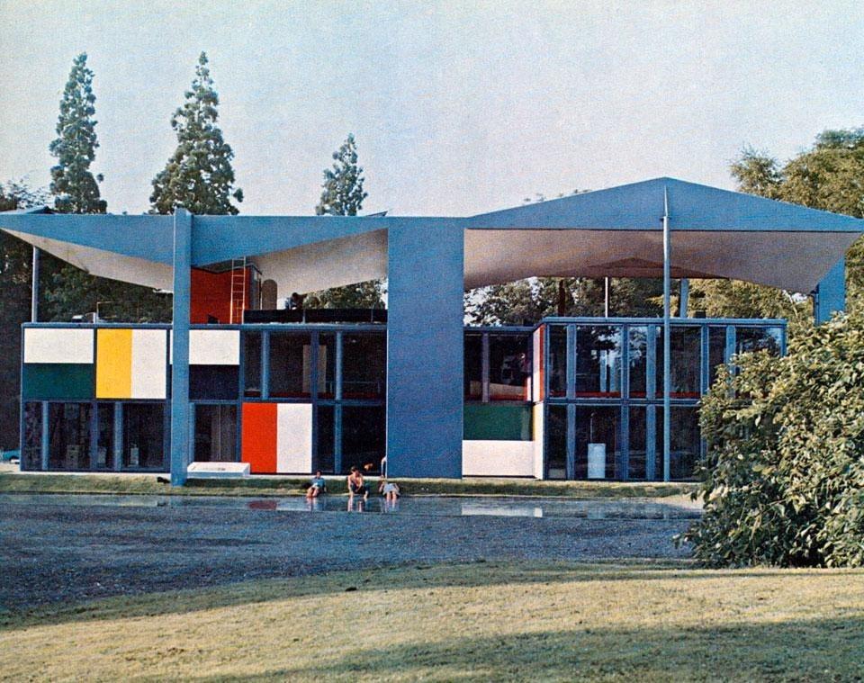 Il centro Le Corbusier a Zurigo