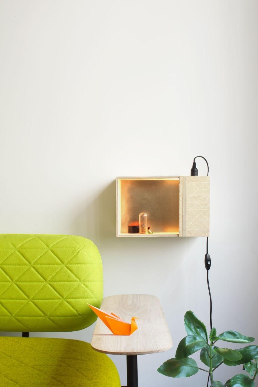 a a cooren lux box domus. Black Bedroom Furniture Sets. Home Design Ideas