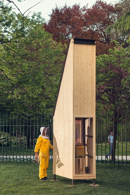Img.10 Francesco Faccin, Honey Factory, Triennale di Milano. Photo Delfino Sisto Legnani