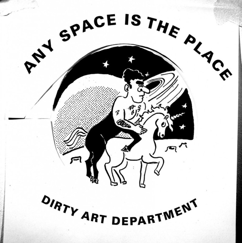 The Dirty Art Department