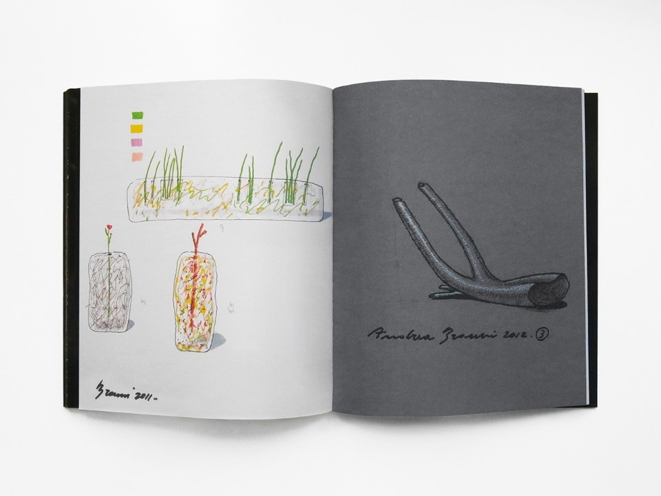Transparency in a book 60 plexiglas projects by andrea for Domus book collection