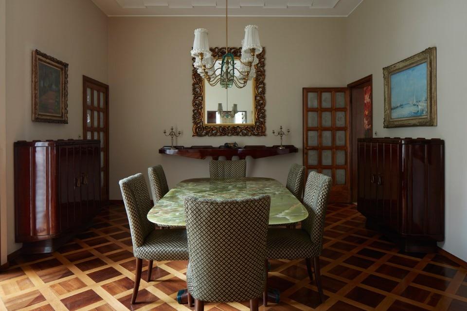 Ambra Medda Opens And Narrates Villa Borsani Domus