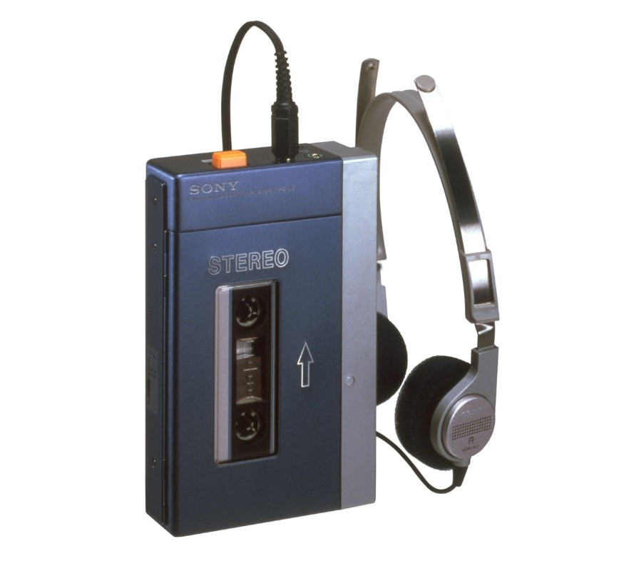 Walkman Sony A Design Icon That Should Be Brought Back To