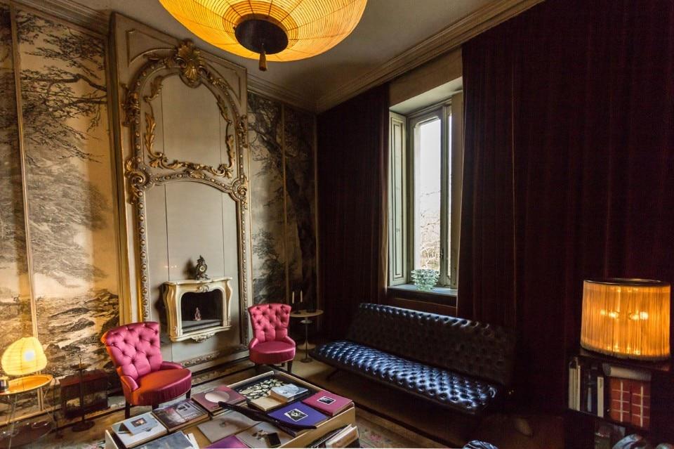 Intervista a fulvio ferrari museo casa mollino torino for Casa design torino