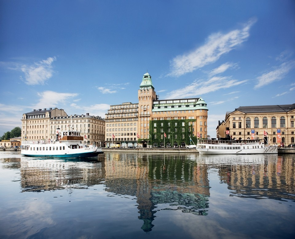 Strand Hotel, Radisson Collection, Stockholm